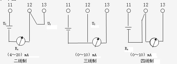 接线图: 图2 接线图 五, 限位开关报警装置 对lz型指示器可以安装